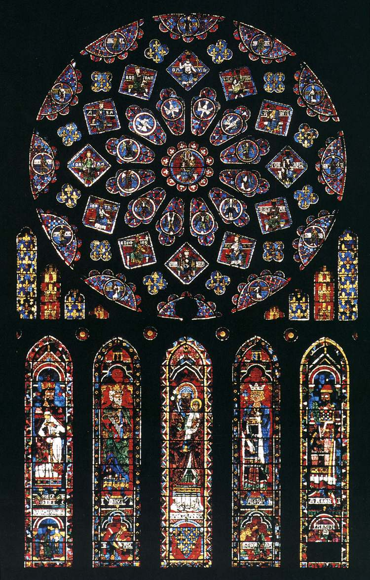 gothic church stained - photo #8